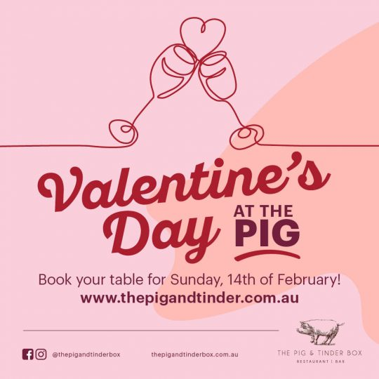 The Pig & Tinder - Valentines Day Post2